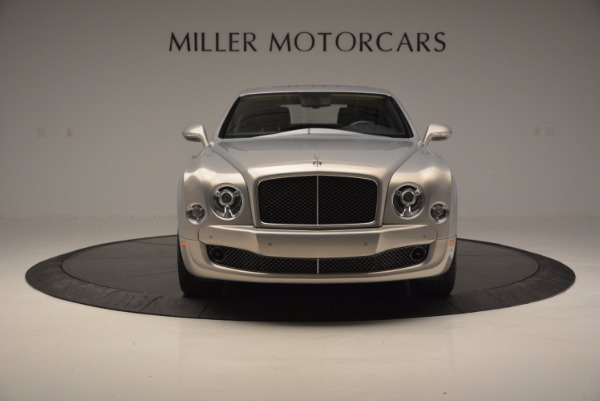 Used 2016 Bentley Mulsanne Speed for sale Sold at Bugatti of Greenwich in Greenwich CT 06830 13