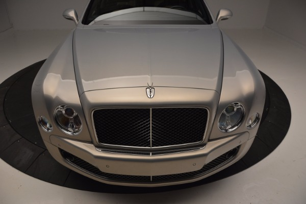 Used 2016 Bentley Mulsanne Speed for sale Sold at Bugatti of Greenwich in Greenwich CT 06830 14