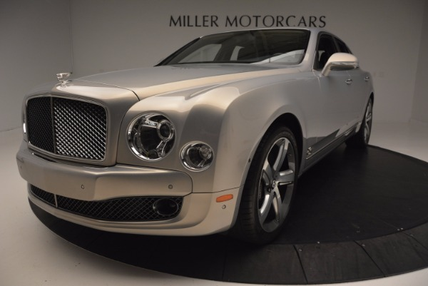 Used 2016 Bentley Mulsanne Speed for sale Sold at Bugatti of Greenwich in Greenwich CT 06830 19