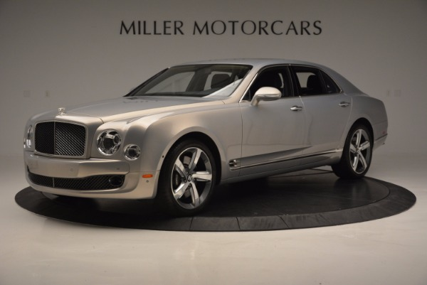 Used 2016 Bentley Mulsanne Speed for sale Sold at Bugatti of Greenwich in Greenwich CT 06830 2