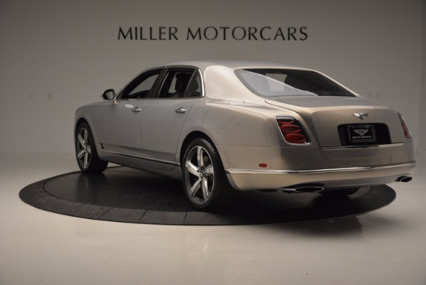Used 2016 Bentley Mulsanne Speed for sale Sold at Bugatti of Greenwich in Greenwich CT 06830 6
