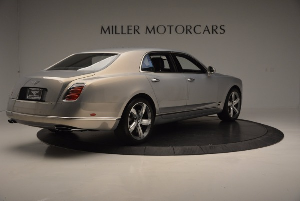 Used 2016 Bentley Mulsanne Speed for sale Sold at Bugatti of Greenwich in Greenwich CT 06830 9