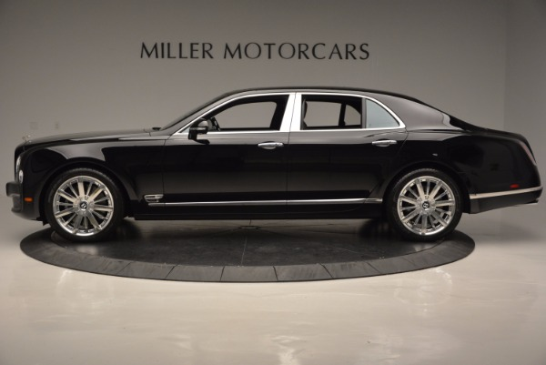 Used 2016 Bentley Mulsanne for sale Sold at Bugatti of Greenwich in Greenwich CT 06830 3