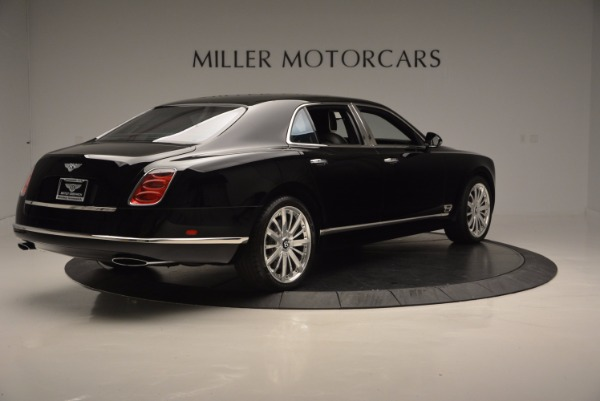 Used 2016 Bentley Mulsanne for sale Sold at Bugatti of Greenwich in Greenwich CT 06830 8
