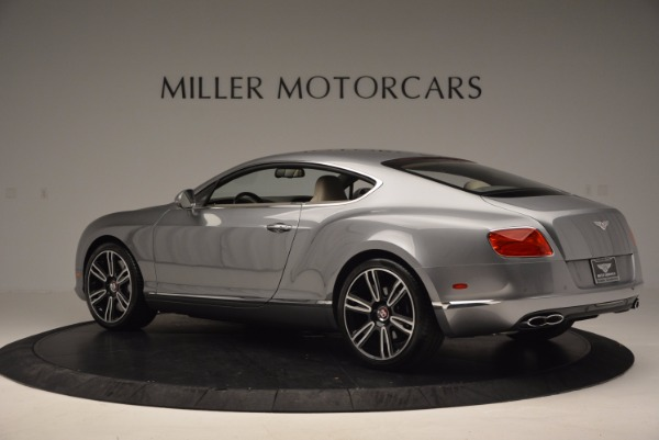 Used 2014 Bentley Continental GT V8 for sale Sold at Bugatti of Greenwich in Greenwich CT 06830 4