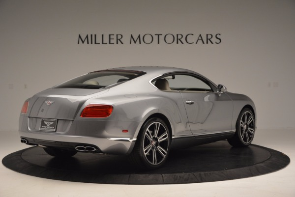 Used 2014 Bentley Continental GT V8 for sale Sold at Bugatti of Greenwich in Greenwich CT 06830 8