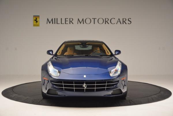 Used 2014 Ferrari FF for sale Sold at Bugatti of Greenwich in Greenwich CT 06830 12