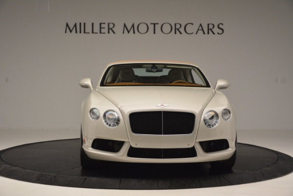 Used 2013 Bentley Continental GTC V8 for sale Sold at Bugatti of Greenwich in Greenwich CT 06830 13