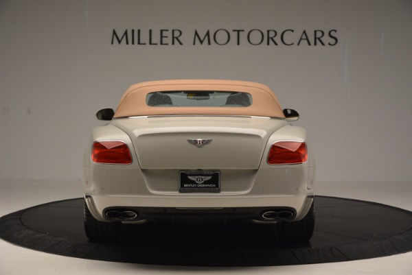 Used 2013 Bentley Continental GTC V8 for sale Sold at Bugatti of Greenwich in Greenwich CT 06830 19