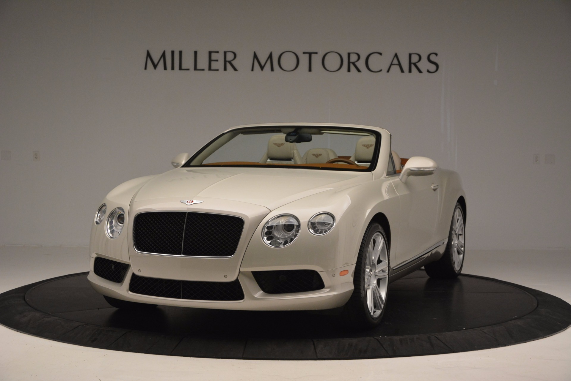 Used 2013 Bentley Continental GTC V8 for sale Sold at Bugatti of Greenwich in Greenwich CT 06830 1