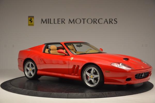 Used 2005 Ferrari Superamerica 6-Speed Manual for sale Sold at Bugatti of Greenwich in Greenwich CT 06830 10
