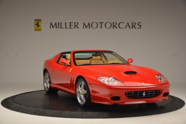 Used 2005 Ferrari Superamerica 6-Speed Manual for sale Sold at Bugatti of Greenwich in Greenwich CT 06830 11