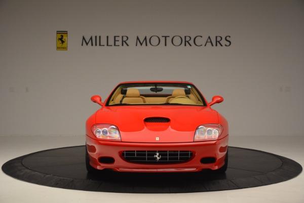 Used 2005 Ferrari Superamerica 6-Speed Manual for sale Sold at Bugatti of Greenwich in Greenwich CT 06830 12