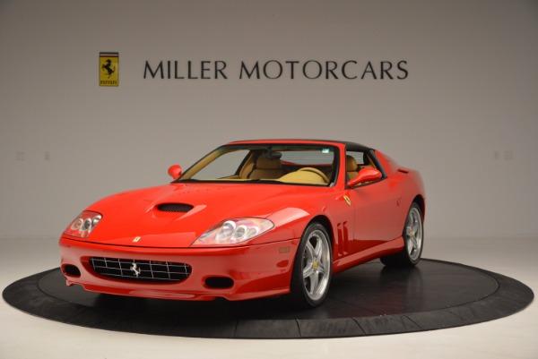 Used 2005 Ferrari Superamerica 6-Speed Manual for sale Sold at Bugatti of Greenwich in Greenwich CT 06830 13