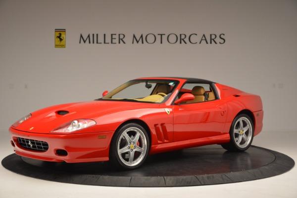 Used 2005 Ferrari Superamerica 6-Speed Manual for sale Sold at Bugatti of Greenwich in Greenwich CT 06830 14