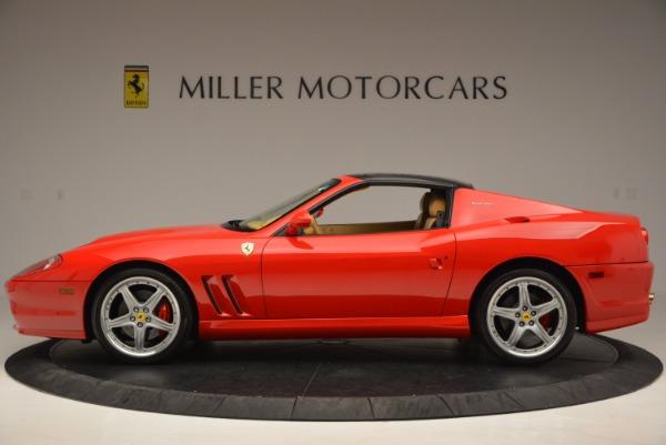 Used 2005 Ferrari Superamerica 6-Speed Manual for sale Sold at Bugatti of Greenwich in Greenwich CT 06830 15