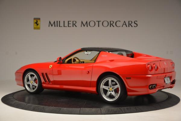 Used 2005 Ferrari Superamerica 6-Speed Manual for sale Sold at Bugatti of Greenwich in Greenwich CT 06830 16