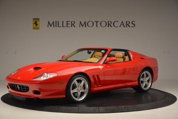 Used 2005 Ferrari Superamerica 6-Speed Manual for sale Sold at Bugatti of Greenwich in Greenwich CT 06830 2
