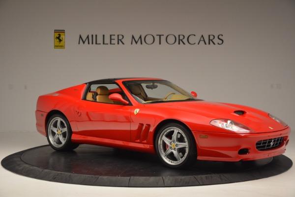 Used 2005 Ferrari Superamerica 6-Speed Manual for sale Sold at Bugatti of Greenwich in Greenwich CT 06830 22