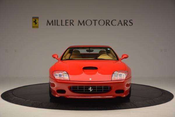 Used 2005 Ferrari Superamerica 6-Speed Manual for sale Sold at Bugatti of Greenwich in Greenwich CT 06830 24