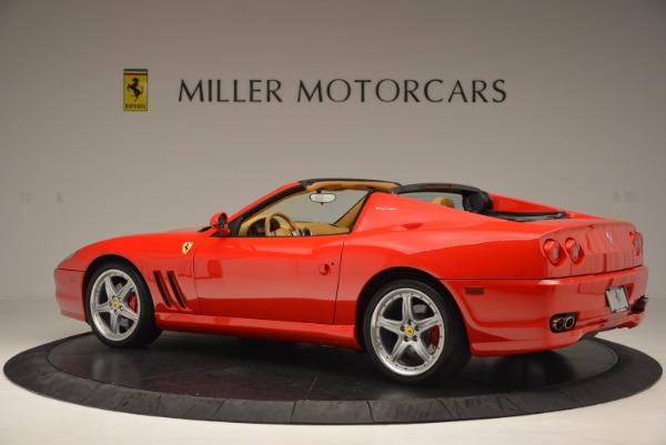 Used 2005 Ferrari Superamerica 6-Speed Manual for sale Sold at Bugatti of Greenwich in Greenwich CT 06830 4