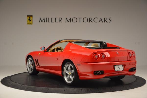 Used 2005 Ferrari Superamerica 6-Speed Manual for sale Sold at Bugatti of Greenwich in Greenwich CT 06830 5