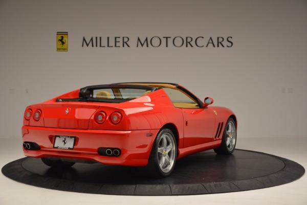 Used 2005 Ferrari Superamerica 6-Speed Manual for sale Sold at Bugatti of Greenwich in Greenwich CT 06830 7
