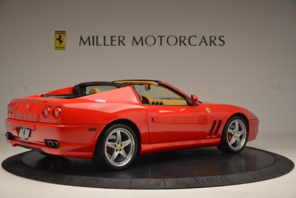Used 2005 Ferrari Superamerica 6-Speed Manual for sale Sold at Bugatti of Greenwich in Greenwich CT 06830 8