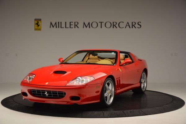 Used 2005 Ferrari Superamerica 6-Speed Manual for sale Sold at Bugatti of Greenwich in Greenwich CT 06830 1