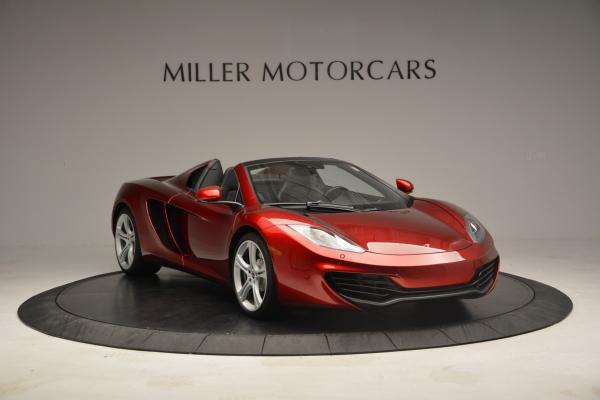 Used 2013 McLaren 12C Spider for sale Sold at Bugatti of Greenwich in Greenwich CT 06830 11