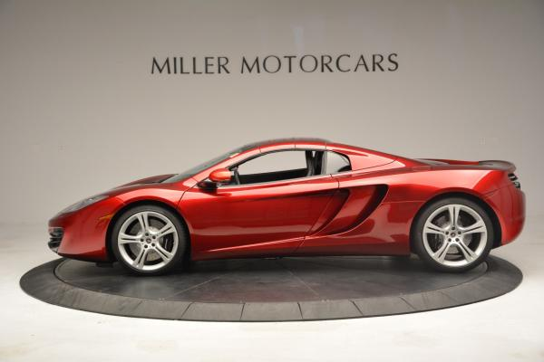 Used 2013 McLaren 12C Spider for sale Sold at Bugatti of Greenwich in Greenwich CT 06830 15