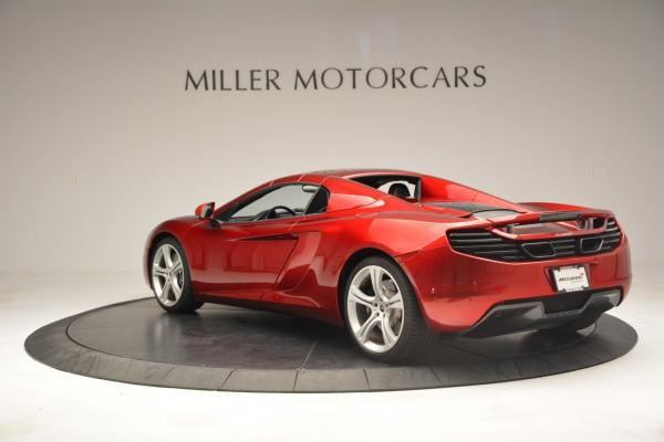 Used 2013 McLaren 12C Spider for sale Sold at Bugatti of Greenwich in Greenwich CT 06830 16