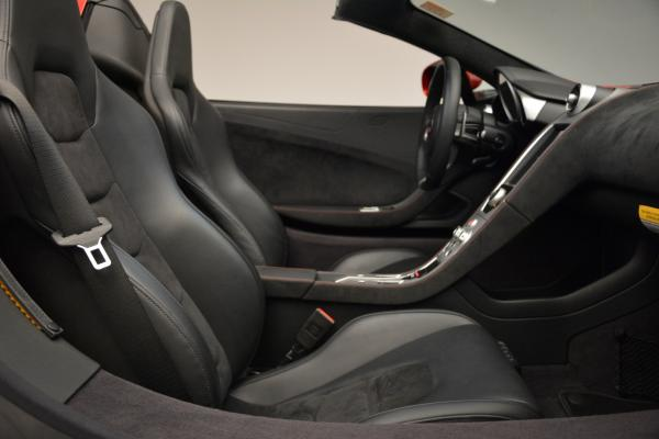 Used 2013 McLaren 12C Spider for sale Sold at Bugatti of Greenwich in Greenwich CT 06830 26