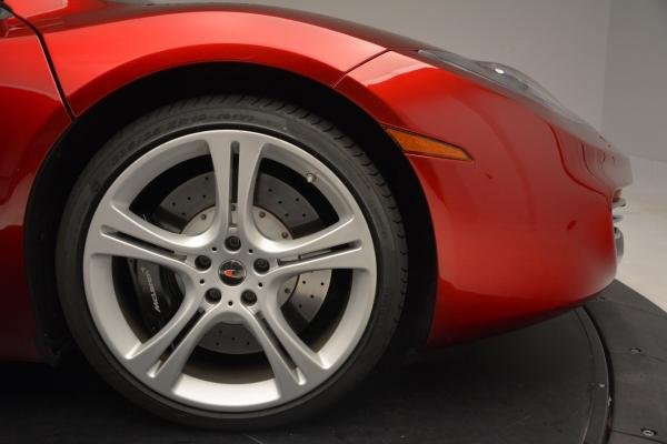 Used 2013 McLaren 12C Spider for sale Sold at Bugatti of Greenwich in Greenwich CT 06830 28