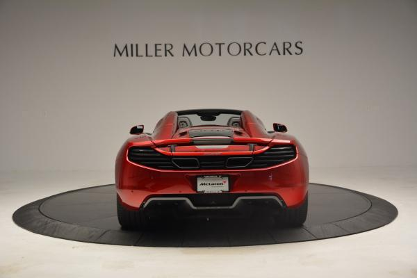 Used 2013 McLaren 12C Spider for sale Sold at Bugatti of Greenwich in Greenwich CT 06830 6