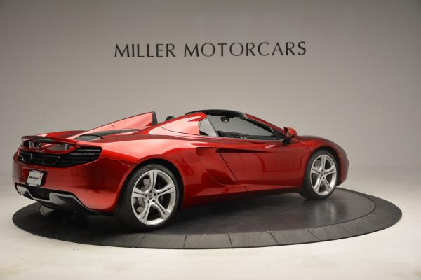 Used 2013 McLaren 12C Spider for sale Sold at Bugatti of Greenwich in Greenwich CT 06830 8