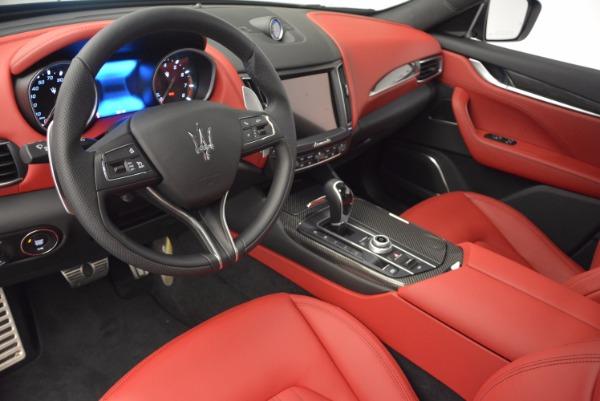 Used 2017 Maserati Levante S Q4 for sale Sold at Bugatti of Greenwich in Greenwich CT 06830 13