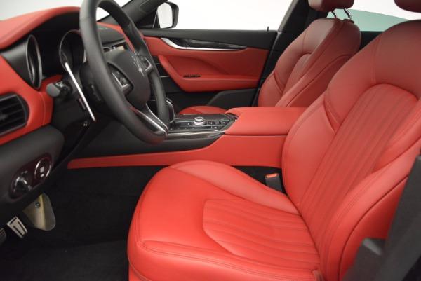 Used 2017 Maserati Levante S Q4 for sale Sold at Bugatti of Greenwich in Greenwich CT 06830 14