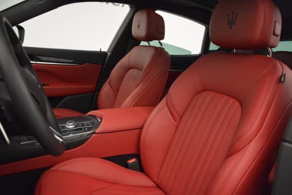 Used 2017 Maserati Levante S Q4 for sale Sold at Bugatti of Greenwich in Greenwich CT 06830 15