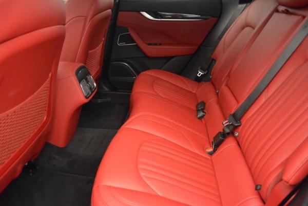 Used 2017 Maserati Levante S Q4 for sale Sold at Bugatti of Greenwich in Greenwich CT 06830 18