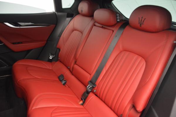 Used 2017 Maserati Levante S Q4 for sale Sold at Bugatti of Greenwich in Greenwich CT 06830 19