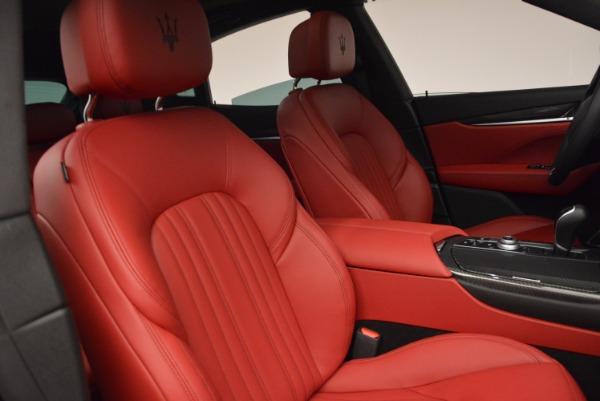 Used 2017 Maserati Levante S Q4 for sale Sold at Bugatti of Greenwich in Greenwich CT 06830 22