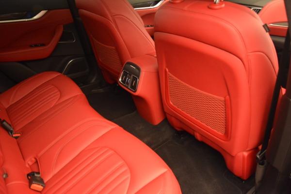 Used 2017 Maserati Levante S Q4 for sale Sold at Bugatti of Greenwich in Greenwich CT 06830 23