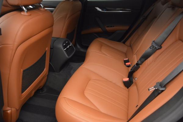 Used 2017 Maserati Ghibli S Q4 for sale Sold at Bugatti of Greenwich in Greenwich CT 06830 16