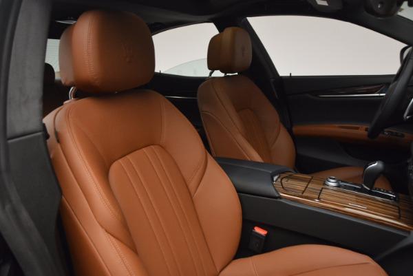 Used 2017 Maserati Ghibli S Q4 for sale Sold at Bugatti of Greenwich in Greenwich CT 06830 18