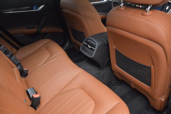 Used 2017 Maserati Ghibli S Q4 for sale Sold at Bugatti of Greenwich in Greenwich CT 06830 19