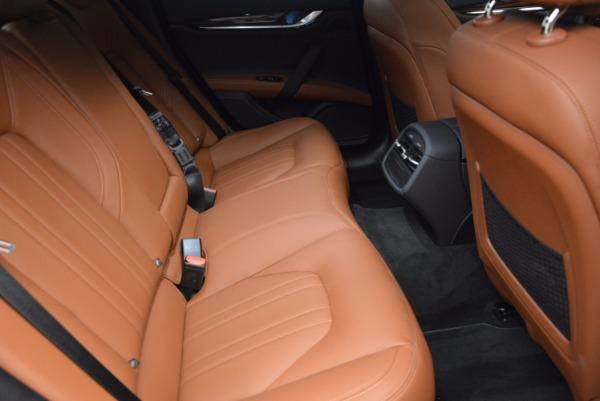 Used 2017 Maserati Ghibli S Q4 for sale Sold at Bugatti of Greenwich in Greenwich CT 06830 20