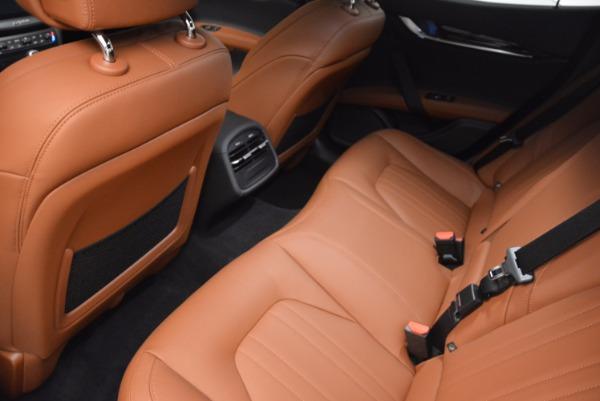 New 2017 Maserati Ghibli S Q4 for sale Sold at Bugatti of Greenwich in Greenwich CT 06830 18