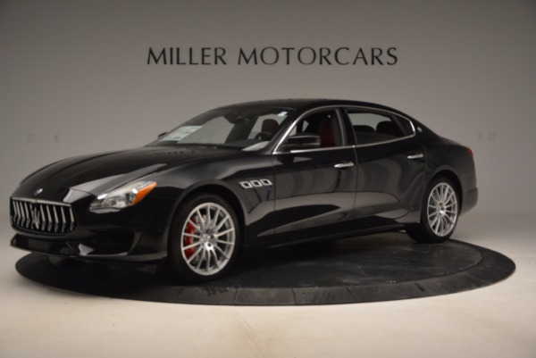 New 2017 Maserati Quattroporte S Q4 GranSport for sale Sold at Bugatti of Greenwich in Greenwich CT 06830 2