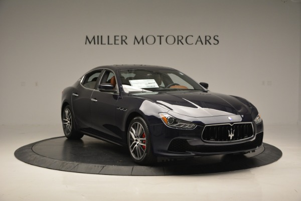 Used 2017 Maserati Ghibli S Q4 for sale $44,900 at Bugatti of Greenwich in Greenwich CT 06830 11